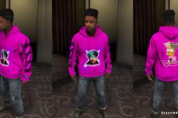 349ddf x bart supreme pink