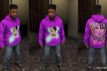 349ddf x purple