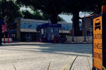 A3b7ec entrance