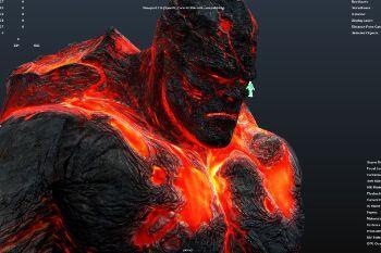 E95662 lava