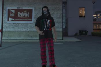 E70ace pants