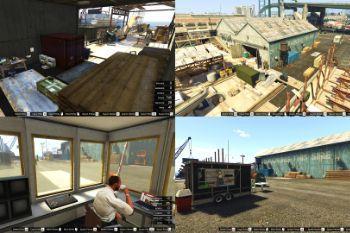Fb501c pier office