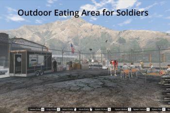 6e3a9e eating area
