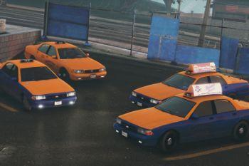 558606 2 taxi
