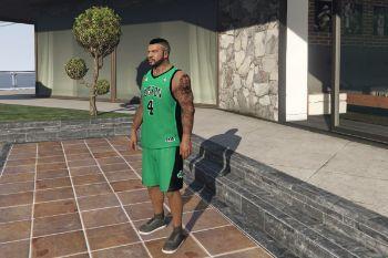 wholesale dealer 7d5be 828c5 Boston Celtics NBA Jerseys, Shorts, Hoodie, T-shirts, and ...