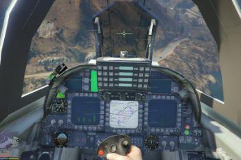A51e9f cockpit