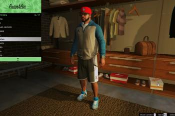 Jordan clothes pack - GTA5-Mods.com
