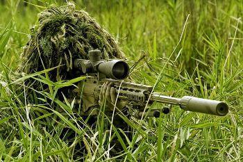 87ea29 sniper rifle men ghillie suit wallpaper preview