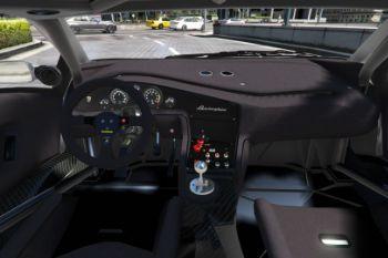 3c5f56 interior