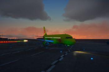 Ee650e s7siberianairlines