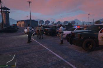 Eb990a police organising