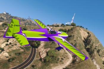 83d2d7 stunt liveries purplestar