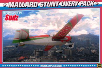 83d2d7 stunt liveries sundz