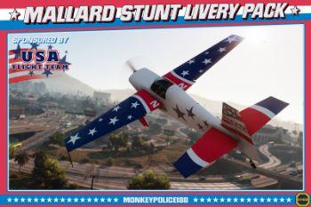 83d2d7 stunt liveries usa