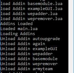 30df23 reload lua cmd