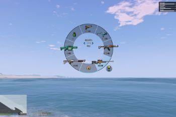 Fd0074 weapon wheel medium