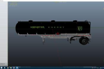 E9501d openiv monster tanker