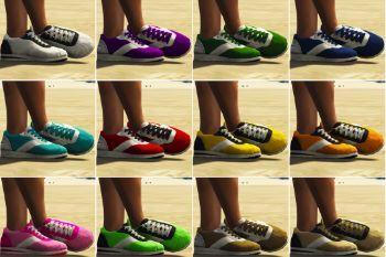 Eab282 city sneakers