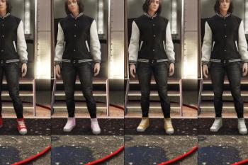 B4355c mp female shoes 2