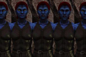 Aa3176 mystique face rigg