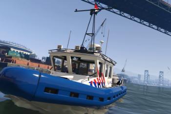 A55214 politieboot 2