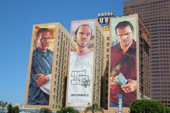 11fc49 grand theft auto 5 billboard ads