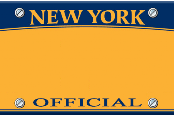 08534a ny license plateofficial