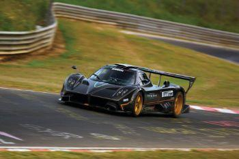 962172 pagani zonda r nurburgring record run video and pictures 22914 1