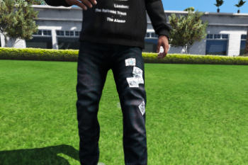 7077b4 raf simons sweater 4
