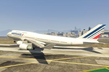 C158dc gta 5   air france