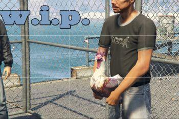 rooster gallo(peruano crestita) gta5 mods.com