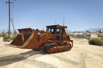F3034c bulldozer