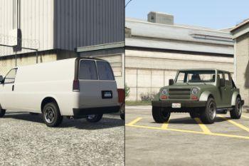 Da62b2 vehicle scenarios