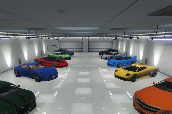 Gta 5 Garage Spezielle Autos