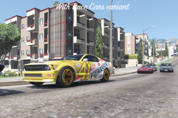 8bacba southernsanandreasexotictrafficracecars gtav modification