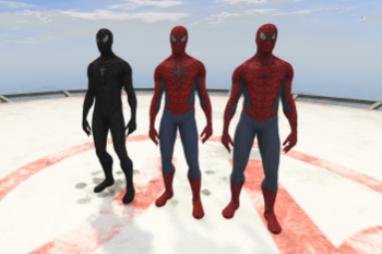 A88e99 spider man pack