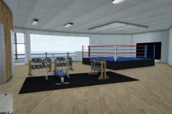 166b14 gymroom