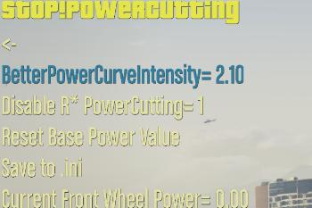 07b6bd stoppowercutting