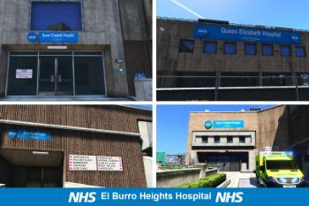 D05486 el burro heights hospiatl