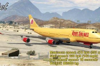 E74f33 jet
