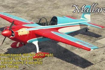 E74f33 mallard