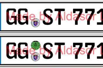 E5e60d plates