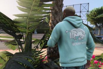 492d48 vetements unicorn hoodie 2