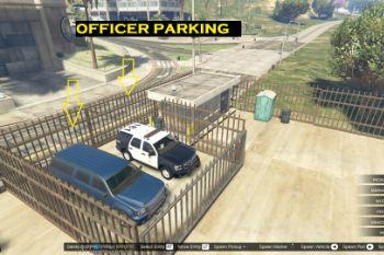 363c91 officer parking