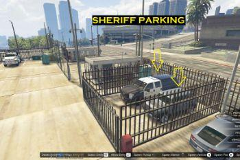 363c91 sheriff parking