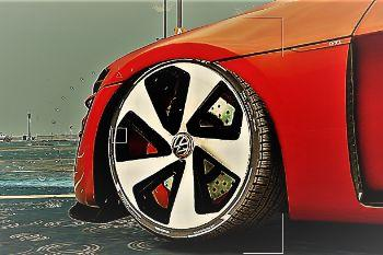 volkswagen golf mk gti vision design add  replace gta modscom