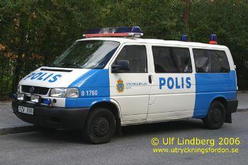 E14285 polis vw t4 caravelle ul