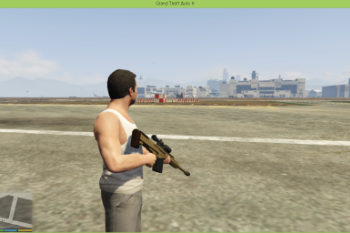 F06f71 50cal target distance