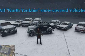 17de7e north yankton 'snow covered' vehicles pic1