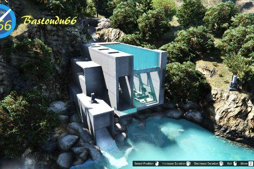 007 Secret Agent Headquarter [Add-On / YMAP]